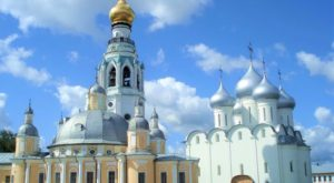 Vologda Kremlin and St. Sophia Cathedral