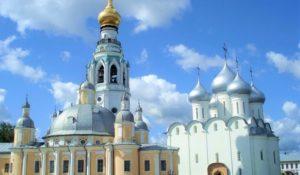 Kremlin de Vologda et cathédrale Sainte-Sophie