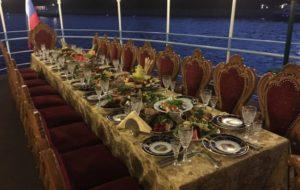 Chizhik dining room
