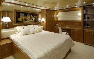 De Groot master cabin