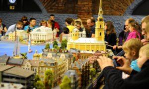 Grand Maquette of Russia