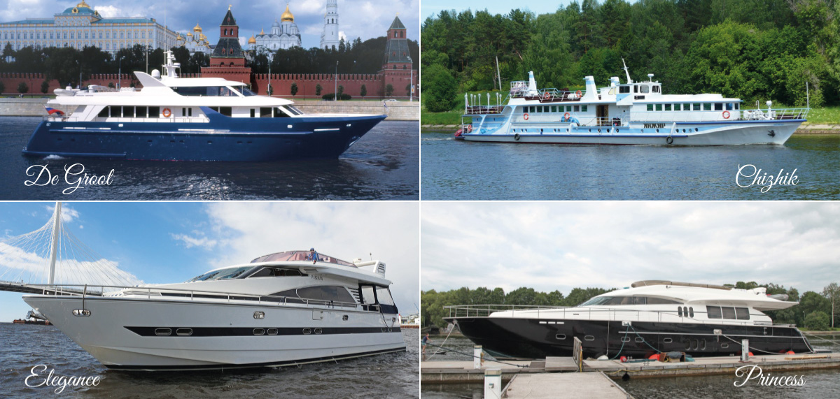 Yachting in Russia