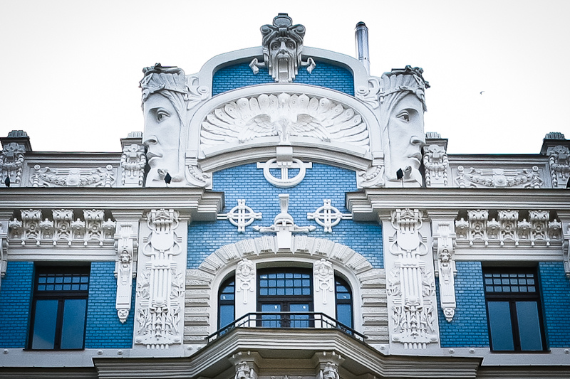 Baltic States, Art Nouveau and Classical