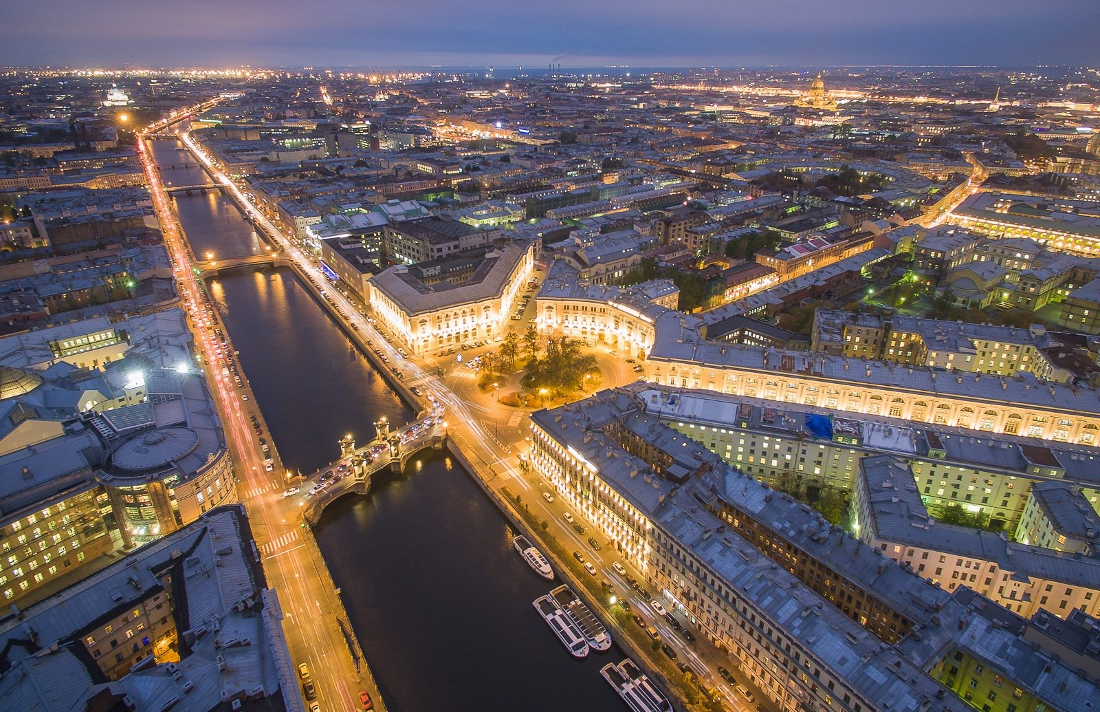 St. Petersburg, Nightlife